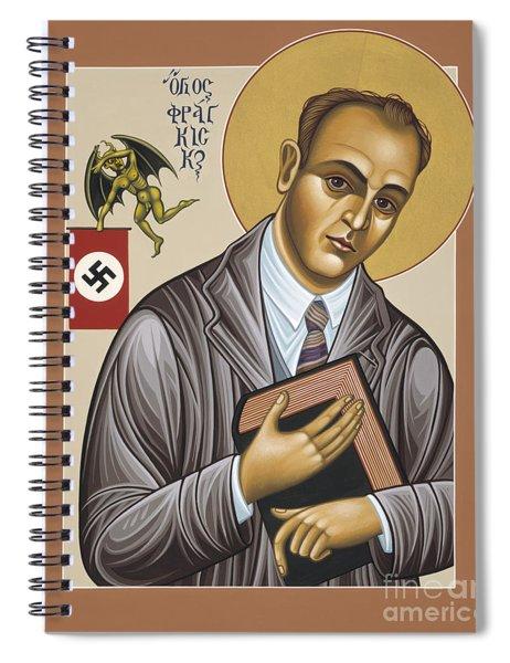 Holy Blessed Martyr Franz Jagerstatter 049 Spiral Notebook