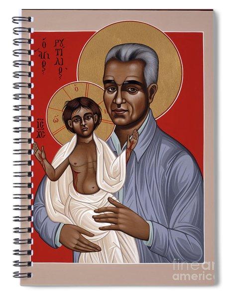 Holy New Martyr Rutilio Grande 050 Spiral Notebook
