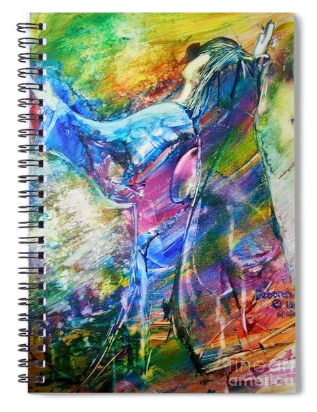 Holy Surrender Spiral Notebook