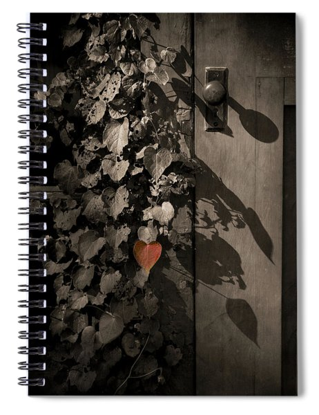 Home Is Where.. Spiral Notebook
