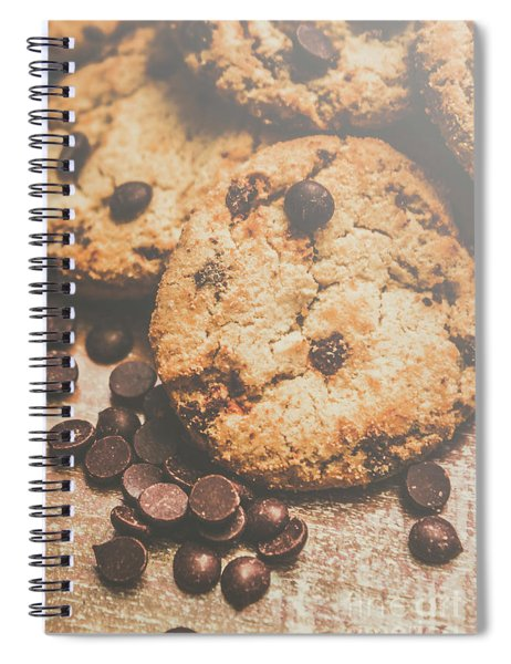Home Made Biscuit Batch Spiral Notebook