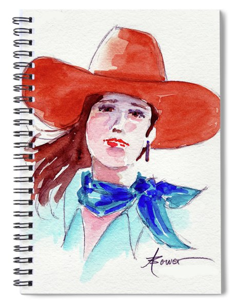 Home On The Range  Spiral Notebook