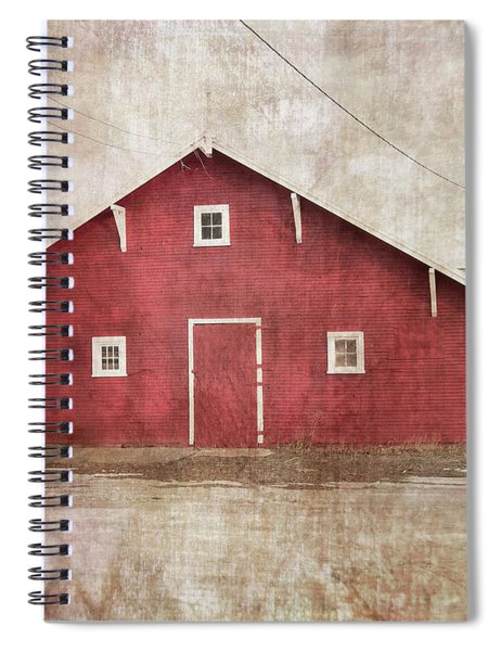 Home Place Barn Spiral Notebook