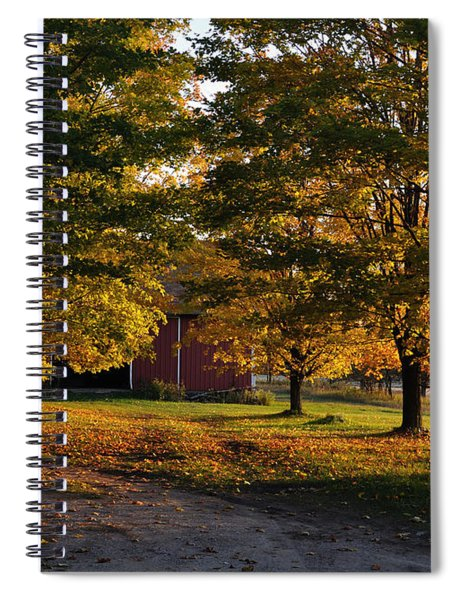 Homecoming Spiral Notebook