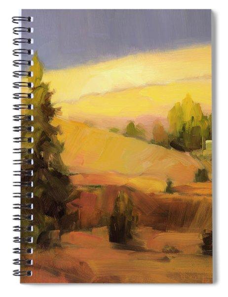 Homeland 2 Spiral Notebook