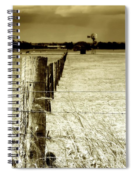 Homeward Bound Spiral Notebook