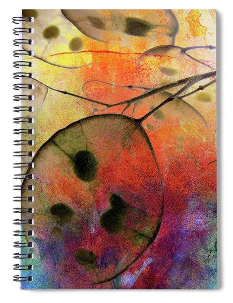 Honesty X Spiral Notebook