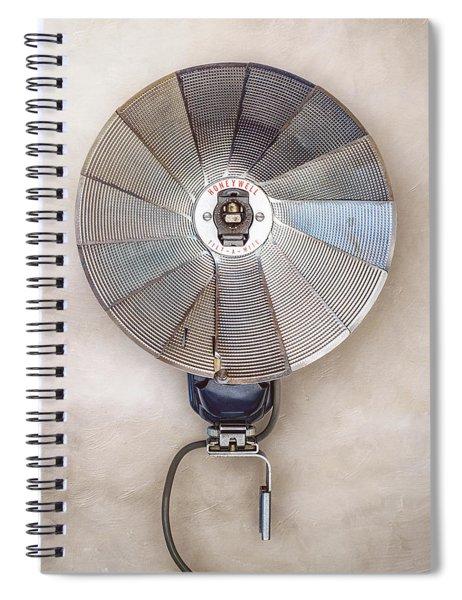 Honeywell Tilt-a-mite Spiral Notebook