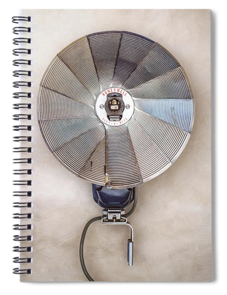 Honeywell Tilt-a-mite Spiral Notebook