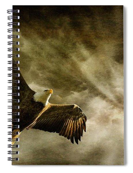 Honor Bound Spiral Notebook