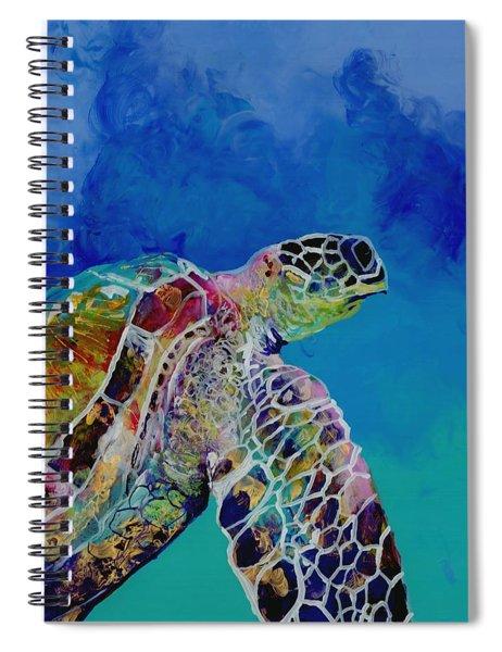Honu 7 Spiral Notebook