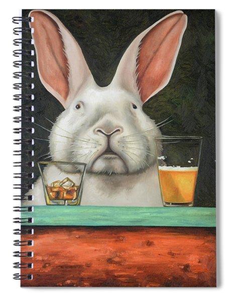 Hop Scotch Spiral Notebook