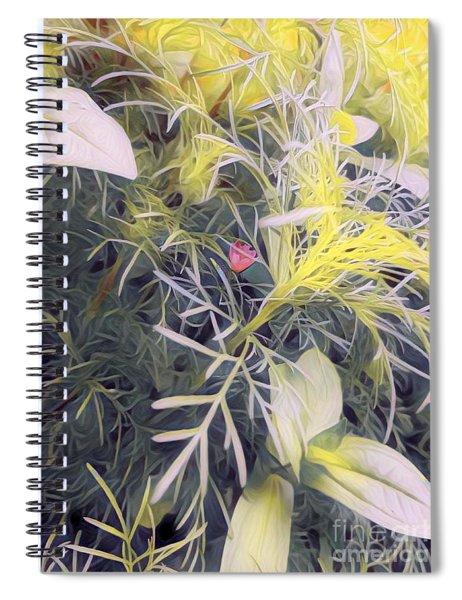 Hope Buds Spiral Notebook