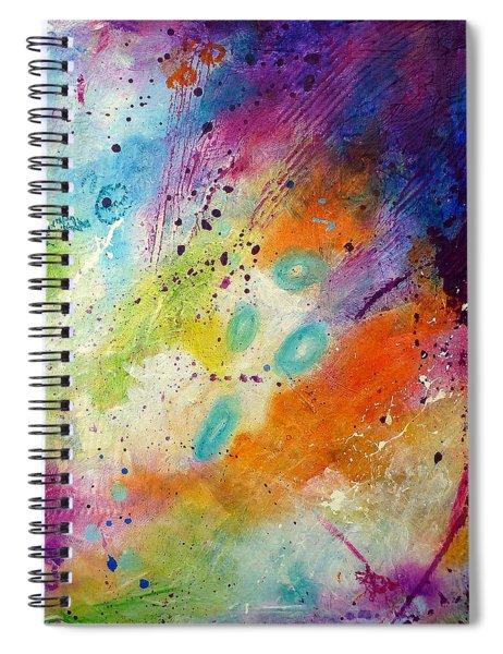 Hopeless Romantic Spiral Notebook