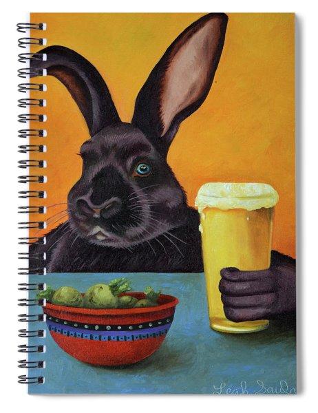 Hoppy Hour Spiral Notebook
