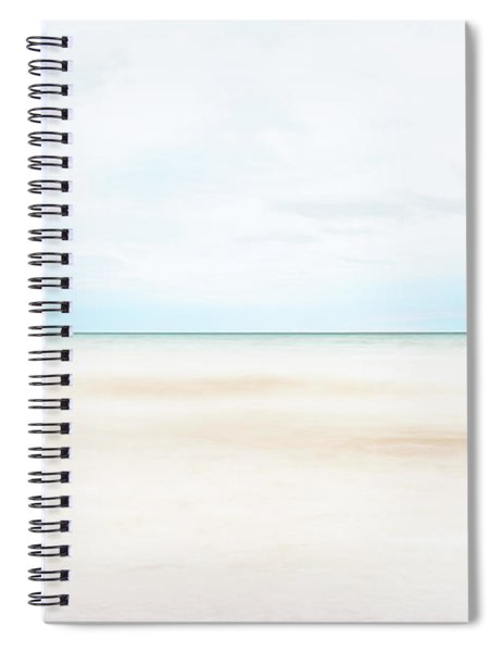 Horizon #9 Spiral Notebook