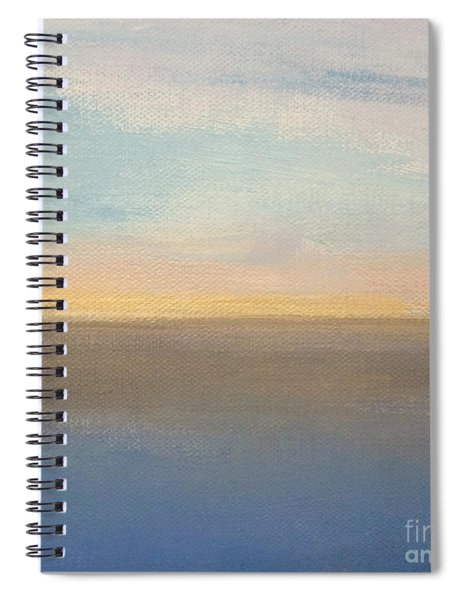 Horizon Aglow Spiral Notebook