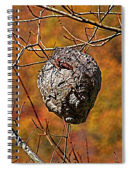 Hornet's Nest Spiral Notebook