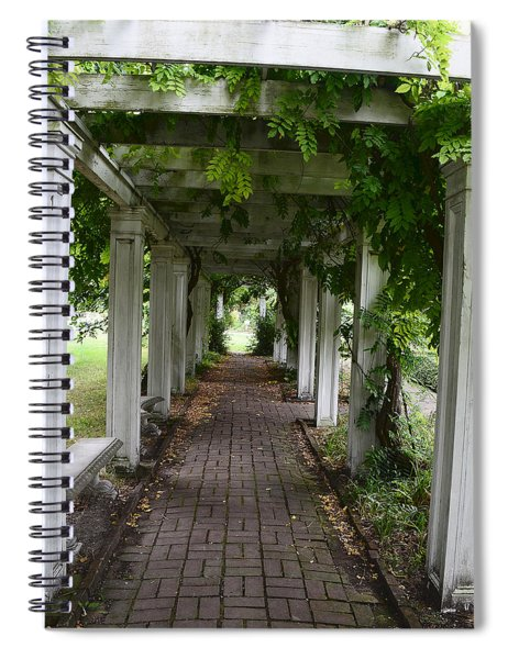 Horror Story Labyrinth Spiral Notebook