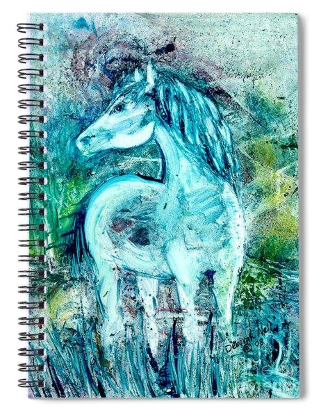 Horse Sense Spiral Notebook