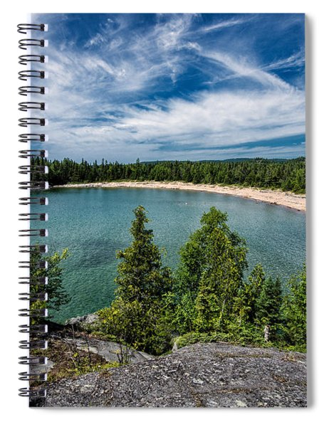 Horse Shoe Bay Spiral Notebook