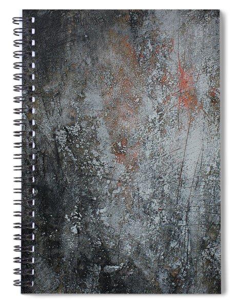 Hot Lava 1 Spiral Notebook