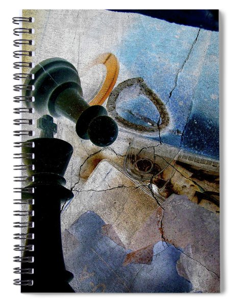 Hour Of Defeat Spiral Notebook