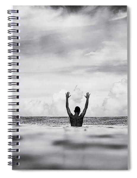 House Arrest Spiral Notebook