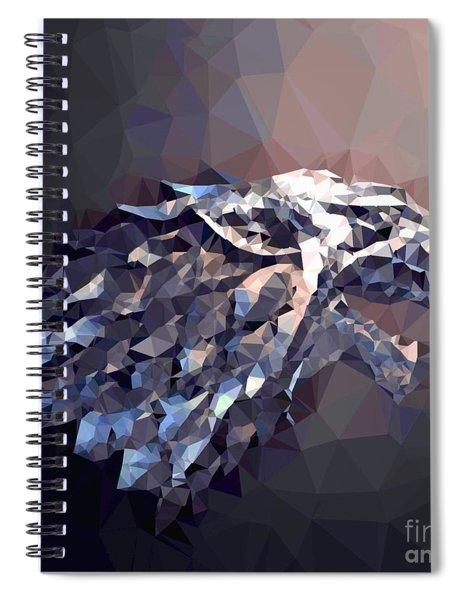 House Stark Spiral Notebook