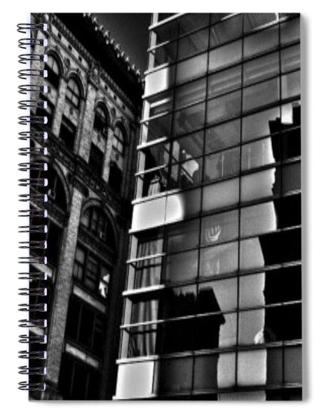 Houston Street Repose Spiral Notebook