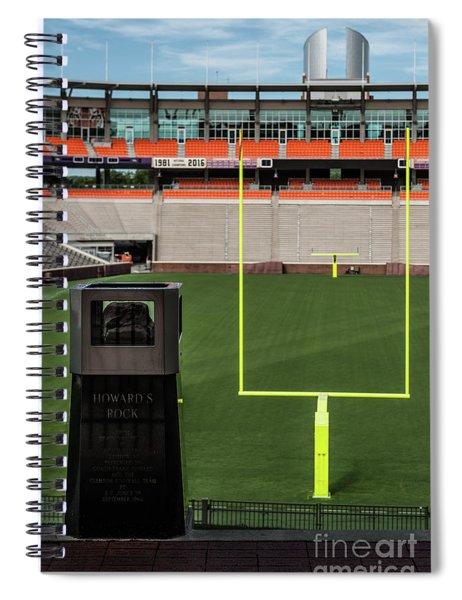 Howard's Rock Spiral Notebook