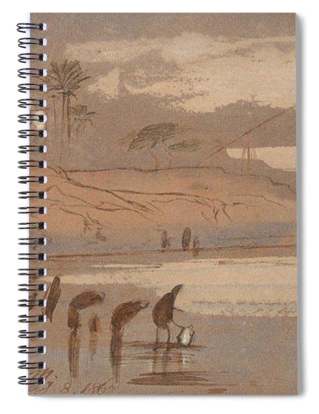 Howatke Spiral Notebook