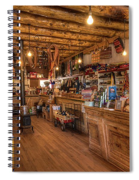 Hubbell Trading Post 1878 Az Spiral Notebook