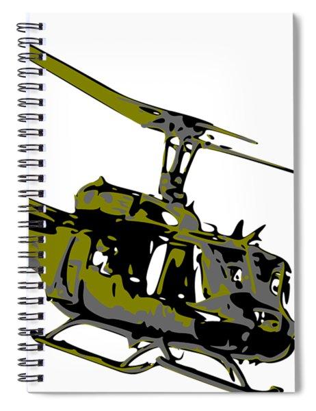 Huey Spiral Notebook