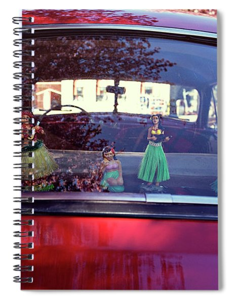 Hula Spiral Notebook