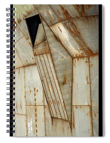 Hull Detail Spiral Notebook