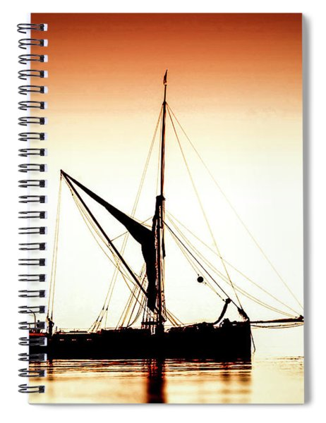Humber Coble Spiral Notebook
