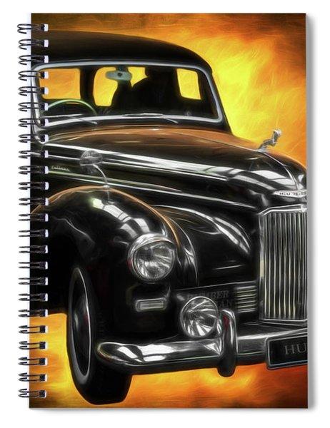 Humber Pullman Limousine  Spiral Notebook