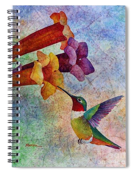 Hummer Time Spiral Notebook