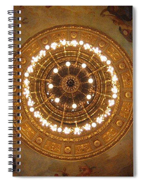 Hungarian State Opera Spiral Notebook