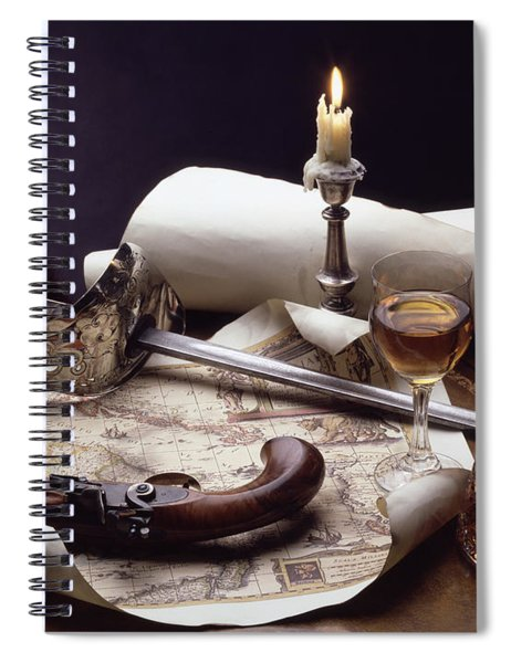 Huszar Spiral Notebook