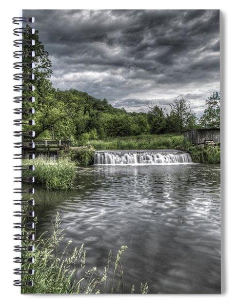 Hyde's Mill Spiral Notebook