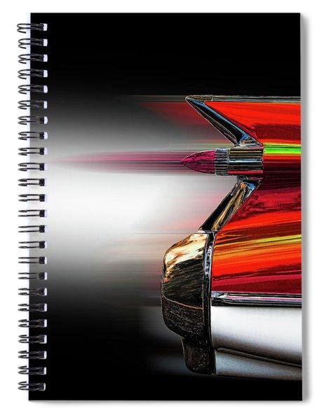 Hydra-matic Spiral Notebook