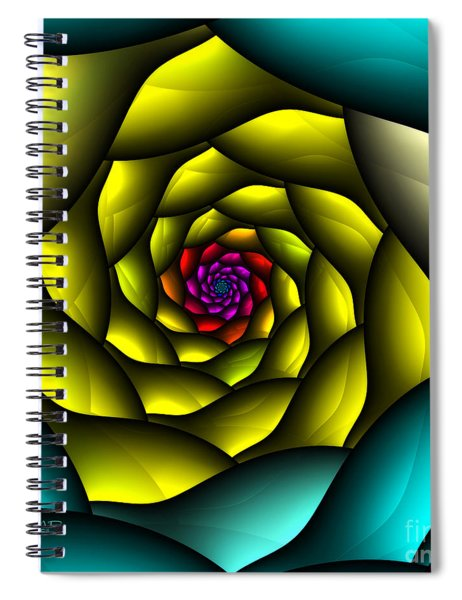 Hypnosis Spiral Notebook