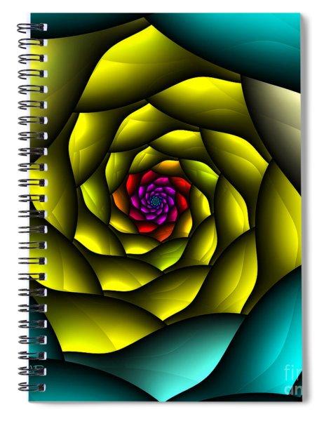 Hypnosis Spiral Notebook