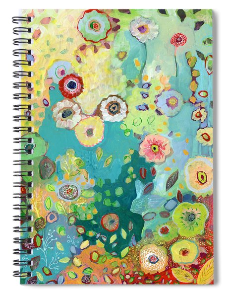 I Am Spiral Notebook