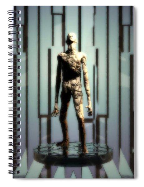I Beseech Thee Spiral Notebook