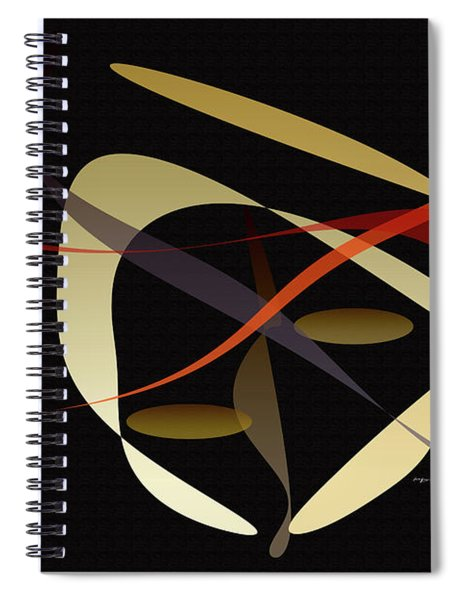 I Cannot Forget Spiral Notebook