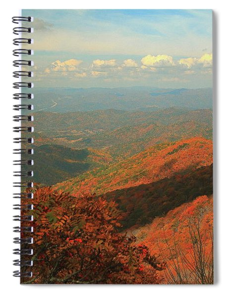 I Could See Forever Spiral Notebook