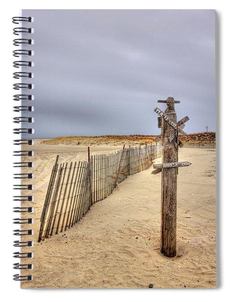 I Dream Of Maui... Spiral Notebook
